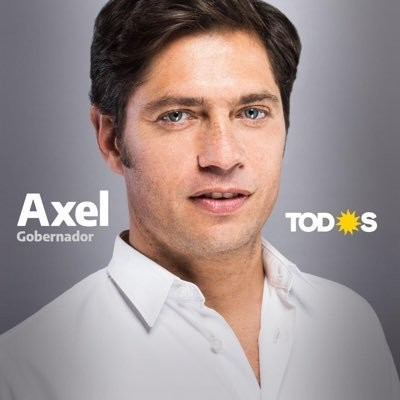 Axel Kicillof llega a Olavarría