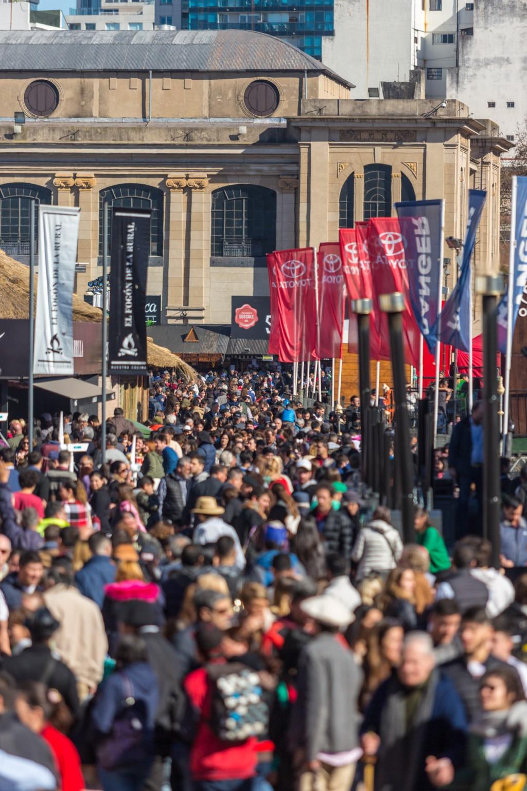 Expo rural 2019: 1.226.533 visitantes vivieron lo mejor del campo en la ciudad