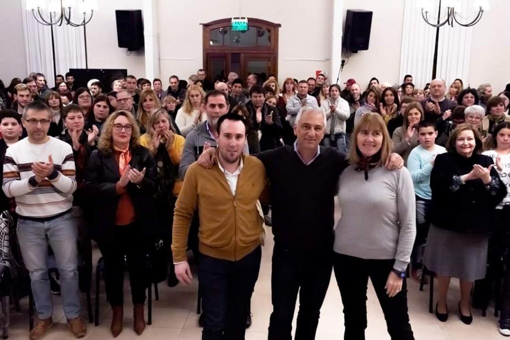 """José Eseverri: """"Olavarría debe recuperar el orden en la administración y el espíritu de progreso"""""""