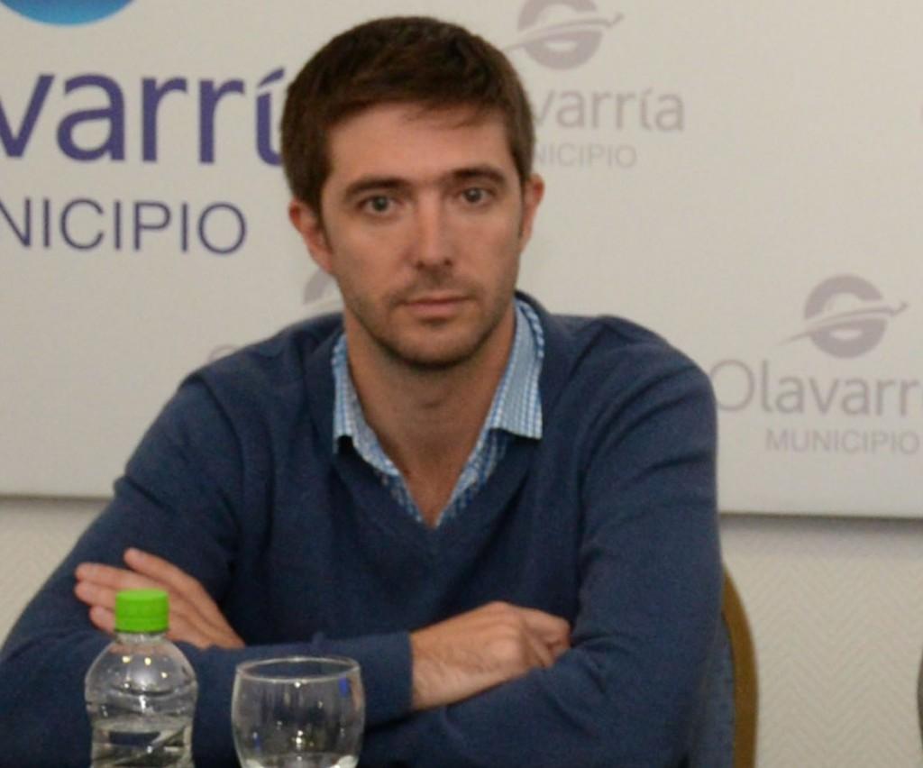 """Hilario Galli: """"En octubre se define si Olavarría es gobernada por nosotros o la Cámpora"""""""