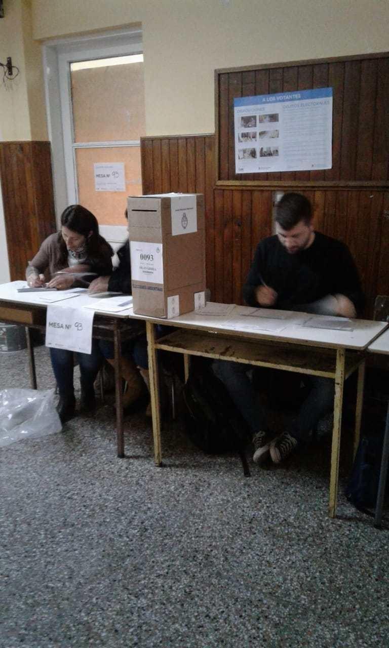 Rumbo a las elecciones generales