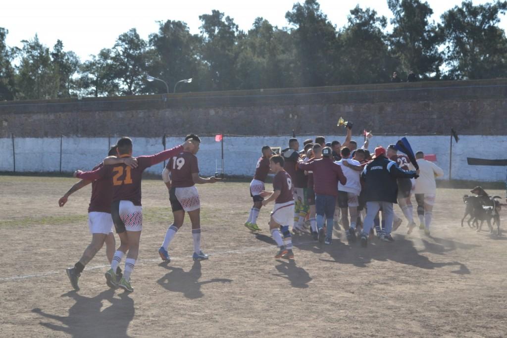 """""""Catriel"""" resultó ganador de la etapa regional del Torneo Provincial de Rugby"""