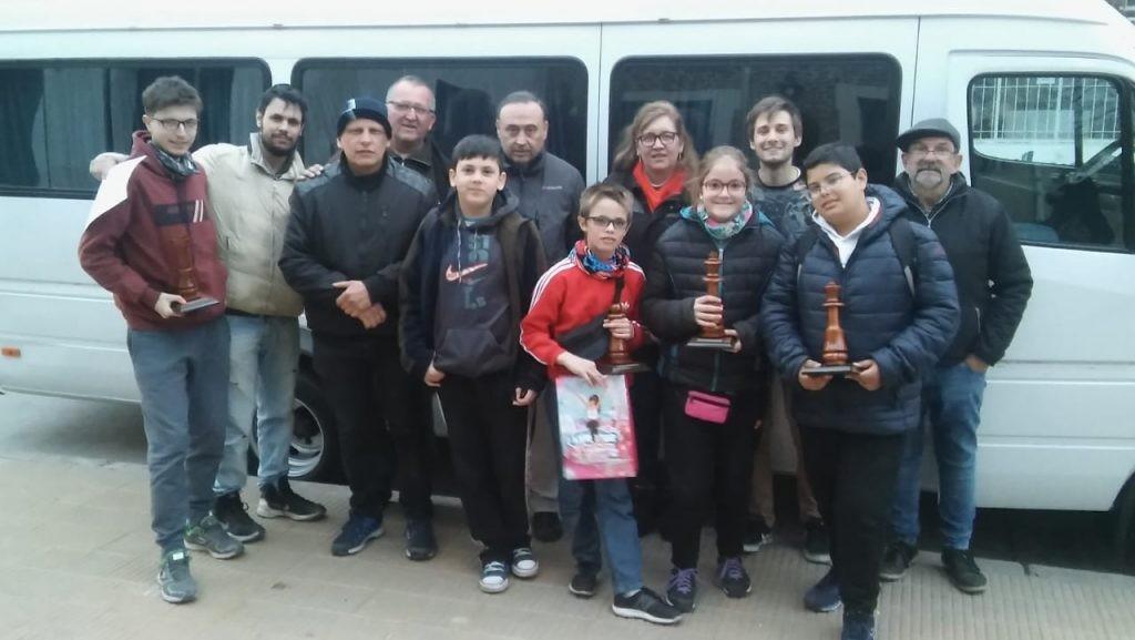Ajedrez: Se jugó la 6ta fecha del XX Gran Prix del Centro de Buenos Aires