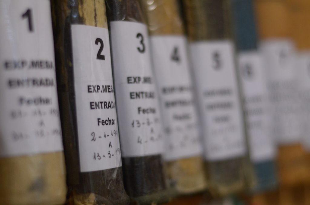 Encuentro Provincial de Archivos Municipales en Olavarría