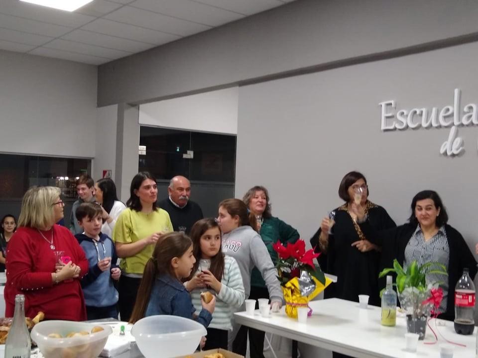 Inauguró la Escuela de Pastelería Olavarría