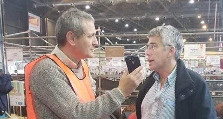 'La ganadería es un sector que da trabajo y arraigo'