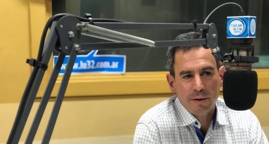 """José González Hueso: """"el vecino votará y elegirá al dirigente que le pueda resolver los problemas"""""""