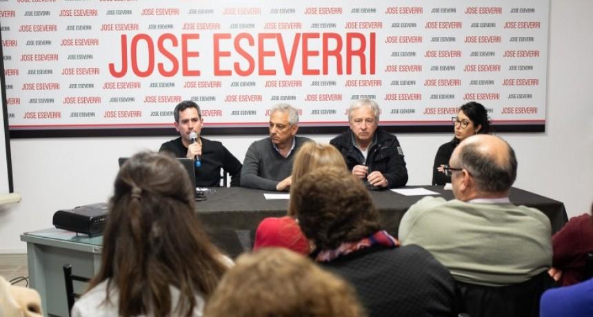 El Eseverrismo presentó una propuesta para urbanización y acceso al hábitat