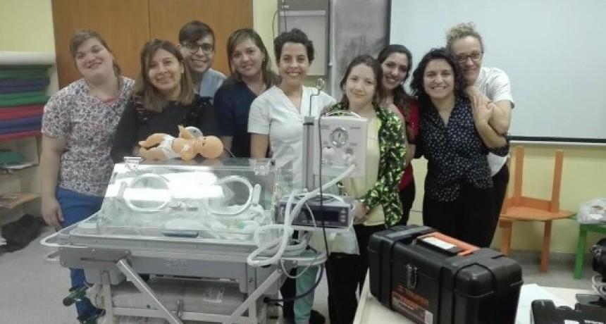 Se realizó el 4º Ateneo de Enfermería en el Hospital Cura