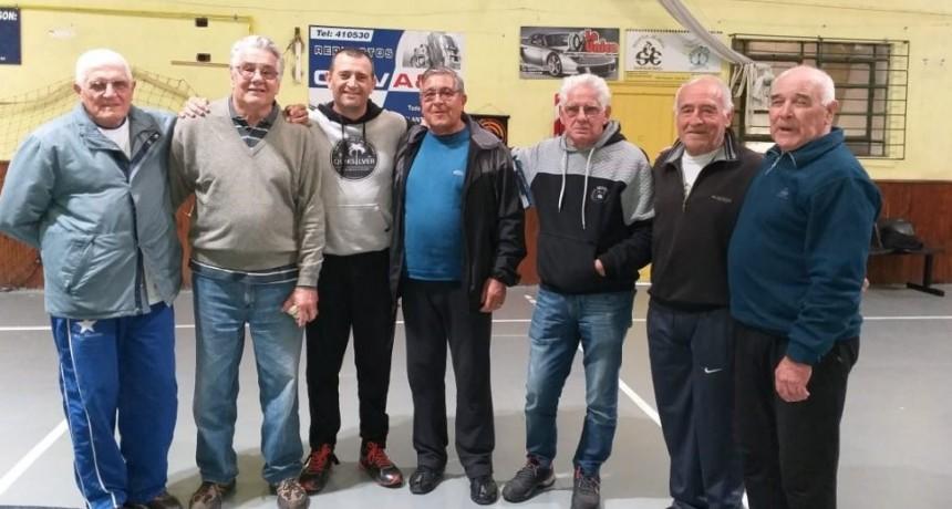 Adultos Mayores: la delegación local se prepara para los Juegos Bonaerenses 2019