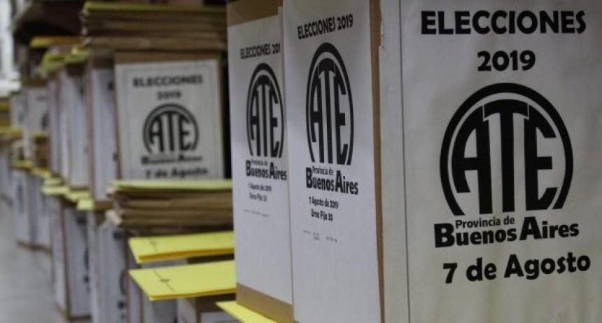ATE: el oficialismo revalidó los mandatos en todos los niveles