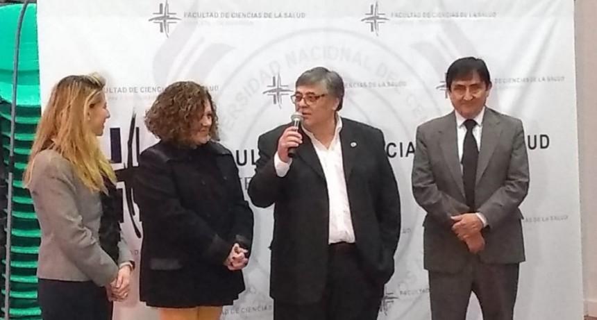 Las Facultades de Medicina públicas se reunieron en Olavarría