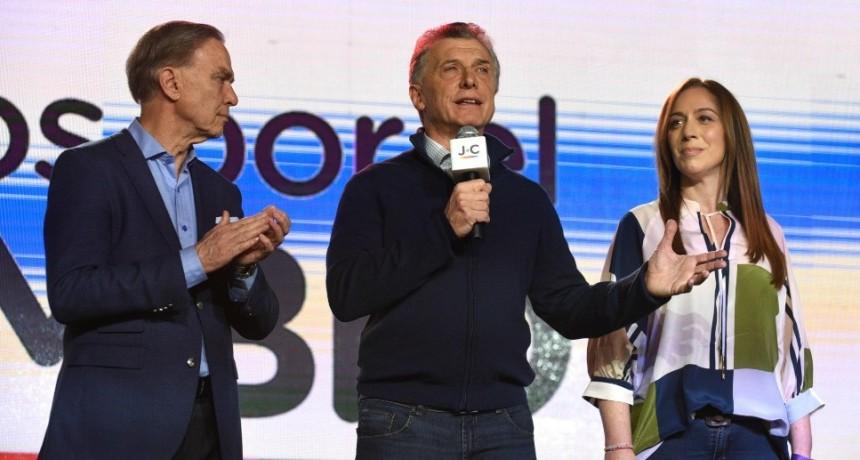 Macri reconoció haber tenido 'una mala elección'