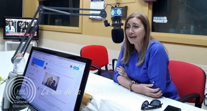 Liliana Schwindt, de repetirse resultado en octubre, ingresaría como diputada nacional