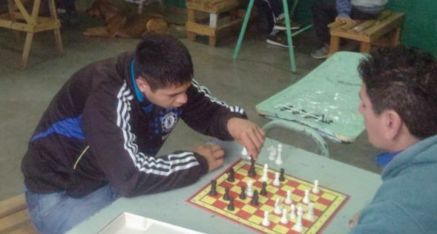 Torneo de Ajedrez en la Unidad 38