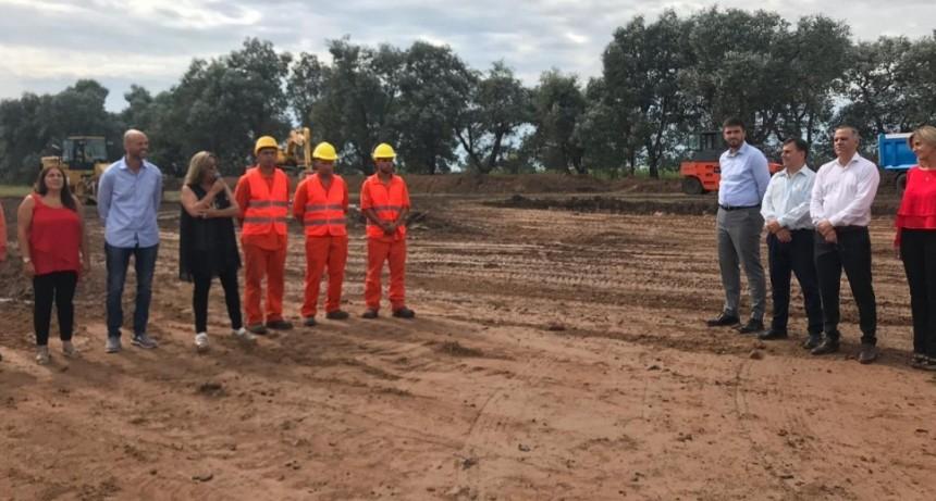 Las obras de la Ruta Nacional 3 continúan en marcha