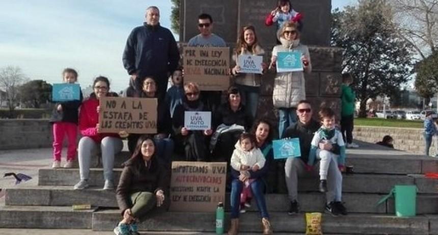 Autoconvocados UVA Olavarría este domingo en Canal 26
