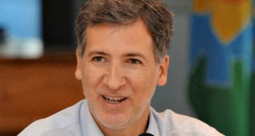 Damián Bonari quedó como Ministro de Economía de la Provincia