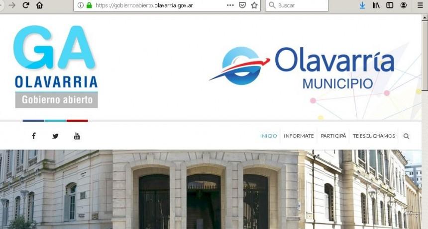 Cargaron datos y actualizaron otros en el Portal de Gobierno Abierto