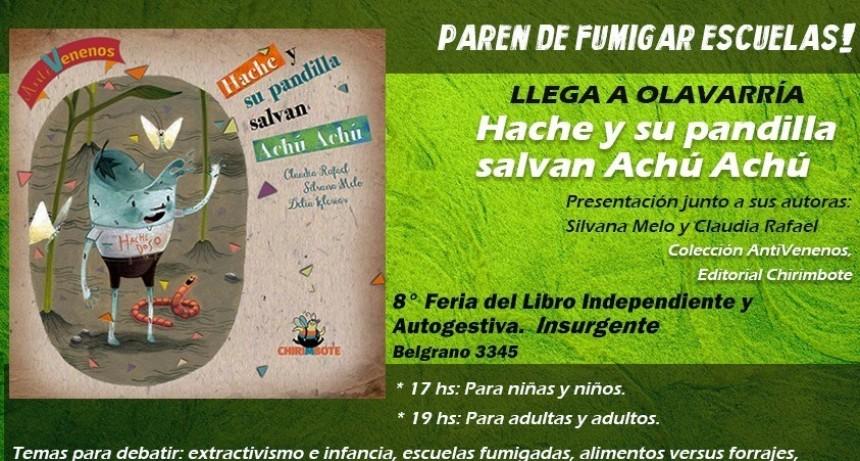 Silvana Melo y Claudia Rafael presentan un libro con una mirada ambiental
