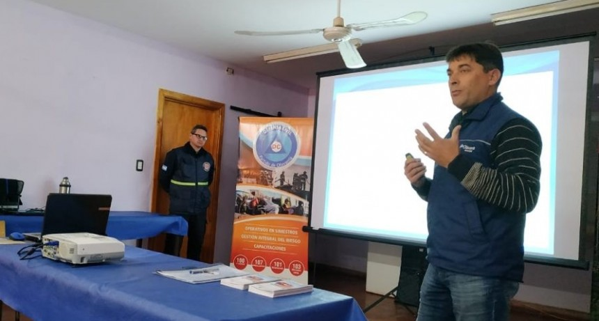 """""""Mejor prevenir"""": taller sobre accidentes en el hogar, incendios e intoxicación por monóxido de carbono"""