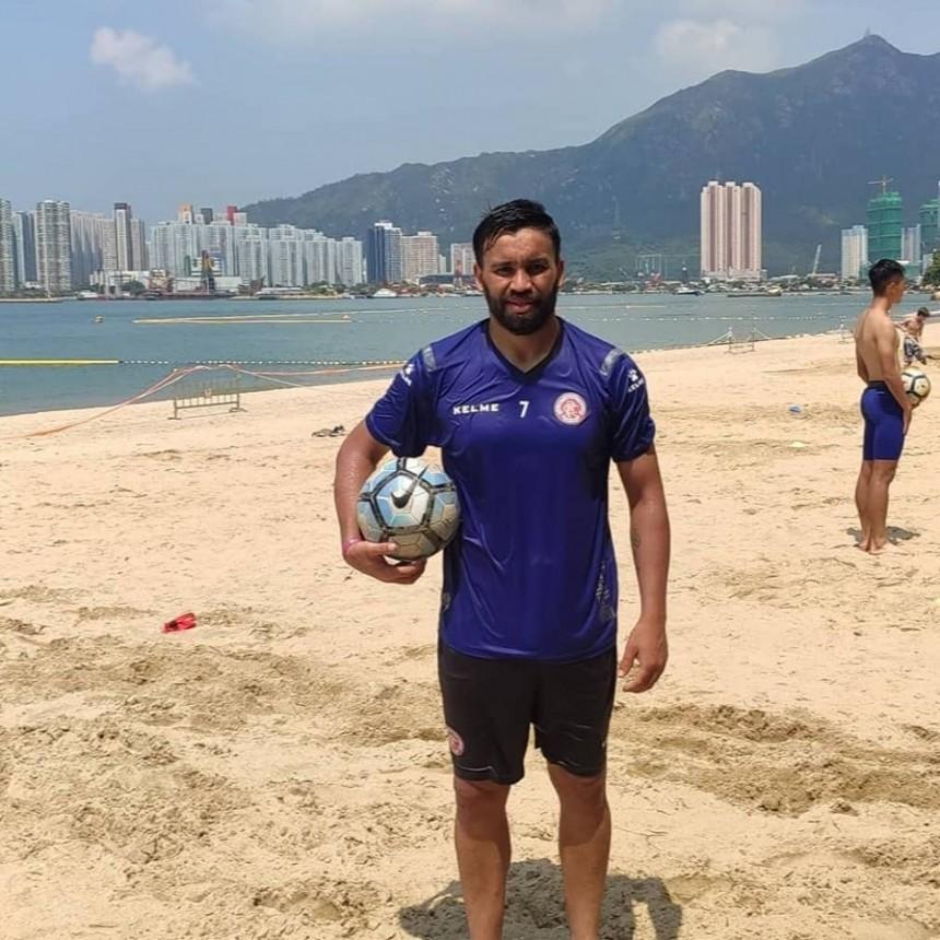 Diego Cañete: El fútbol me da otra oportunidad