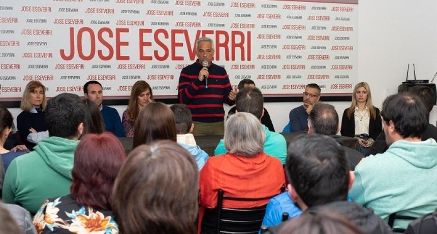 Para Eseverri, el intendente Galli 'no entiende la realidad'