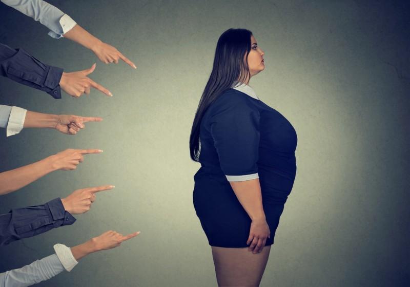 ¿Cuáles son los estigmas de las personas con obesidad?