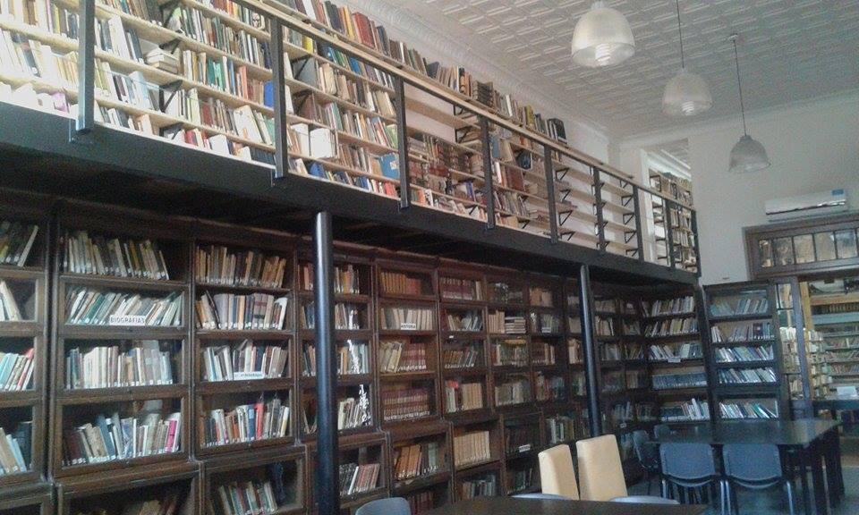 Reapertura de bibliotecas, por delivery y para llevar