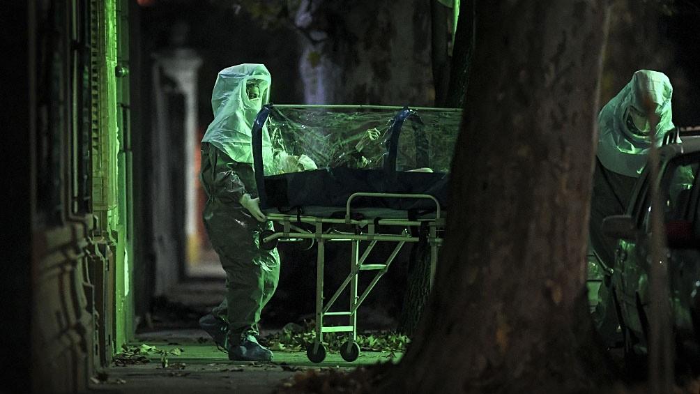 Suman 3.813 los fallecidos y 206.743 los contagiados desde el inicio de la pandemia