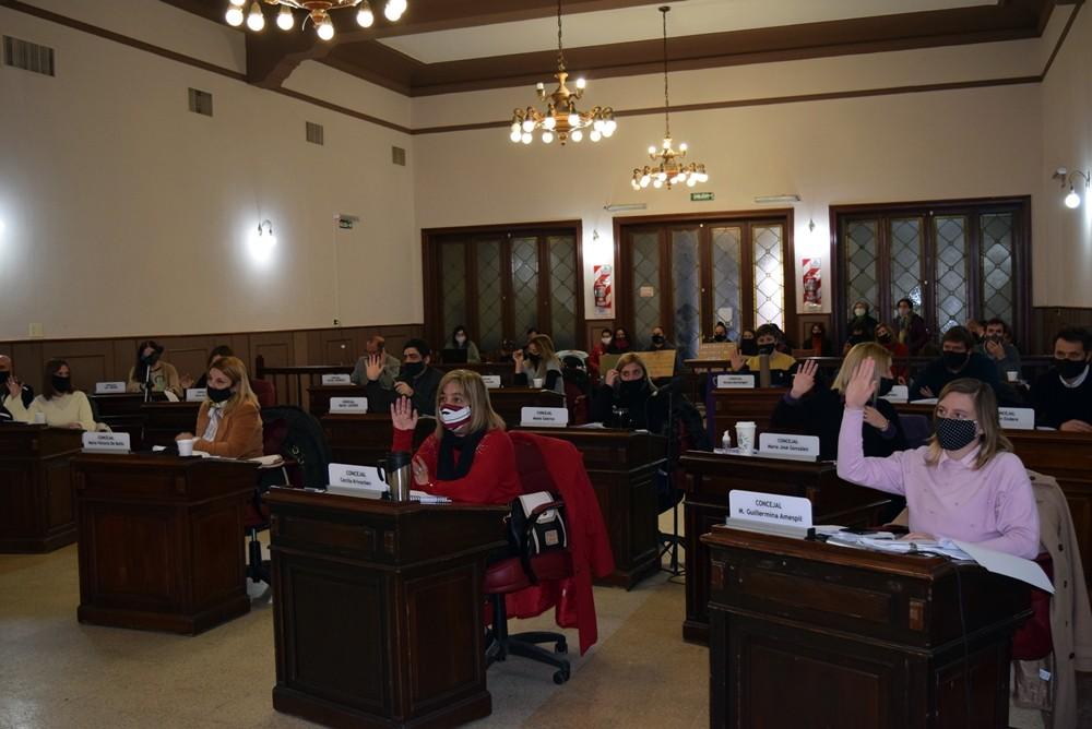 Ampliaron Emergencia de Género y convalidaron los préstamos pedidos a la Provincia