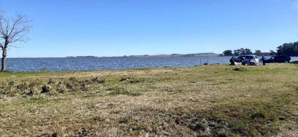 Por no registrar a los ingresantes se labró un acta en la Laguna Blanca Chica