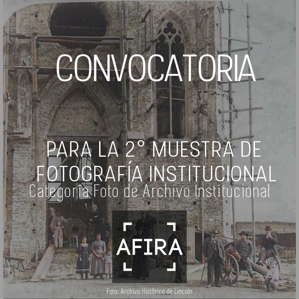 Convocatoria a la Muestra 2020 de fotógrafos institucionales de la República Argentina
