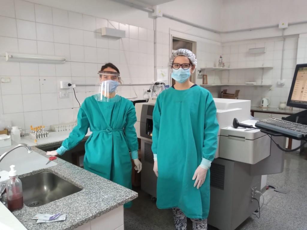 EL 45% de los infectados en Olavarría generaría anticuerpos
