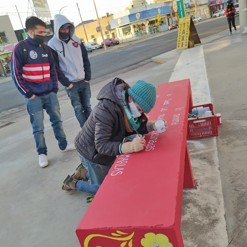 Deporte y violencia de género: Municipio acompaña iniciativa de la Peña San Lorenzo