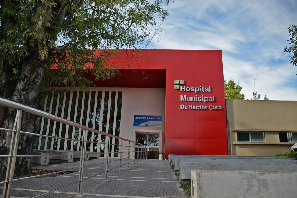 Se podrán visitar pacientes con Covid-19 en el Hospital Municipal