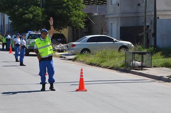 Tránsito: informe de controles en diferentes sectores de la ciudad