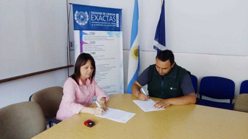 El Municipio y la UNICEN lanzaron la Tecnicatura Universitaria en Desarrollo de Aplicaciones Informáticas