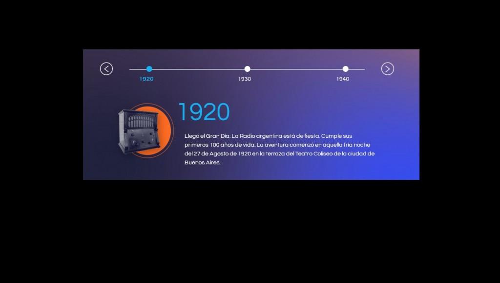 LU32 se suma a la celebración nacional por los 100 años de la Radio