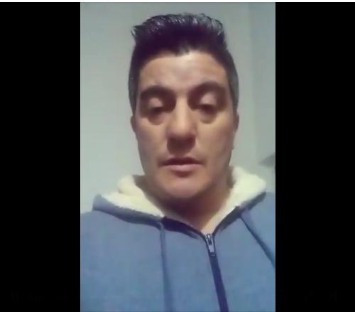 González: 'Soy inocente'