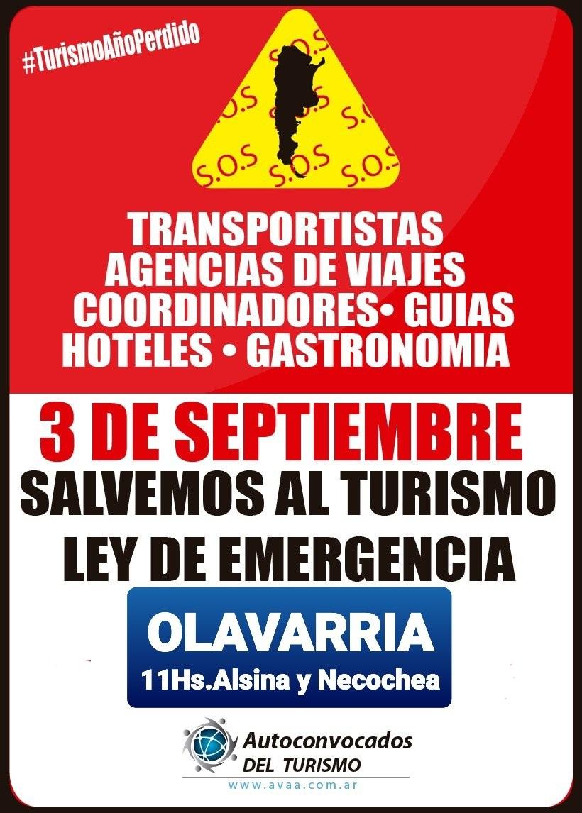 Movilización de Operadores de Turismo