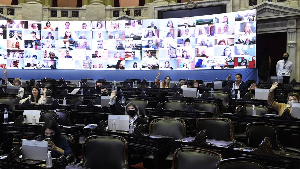 El Frente de Todos presenta esta tarde el proyecto para gravar las grandes fortunas