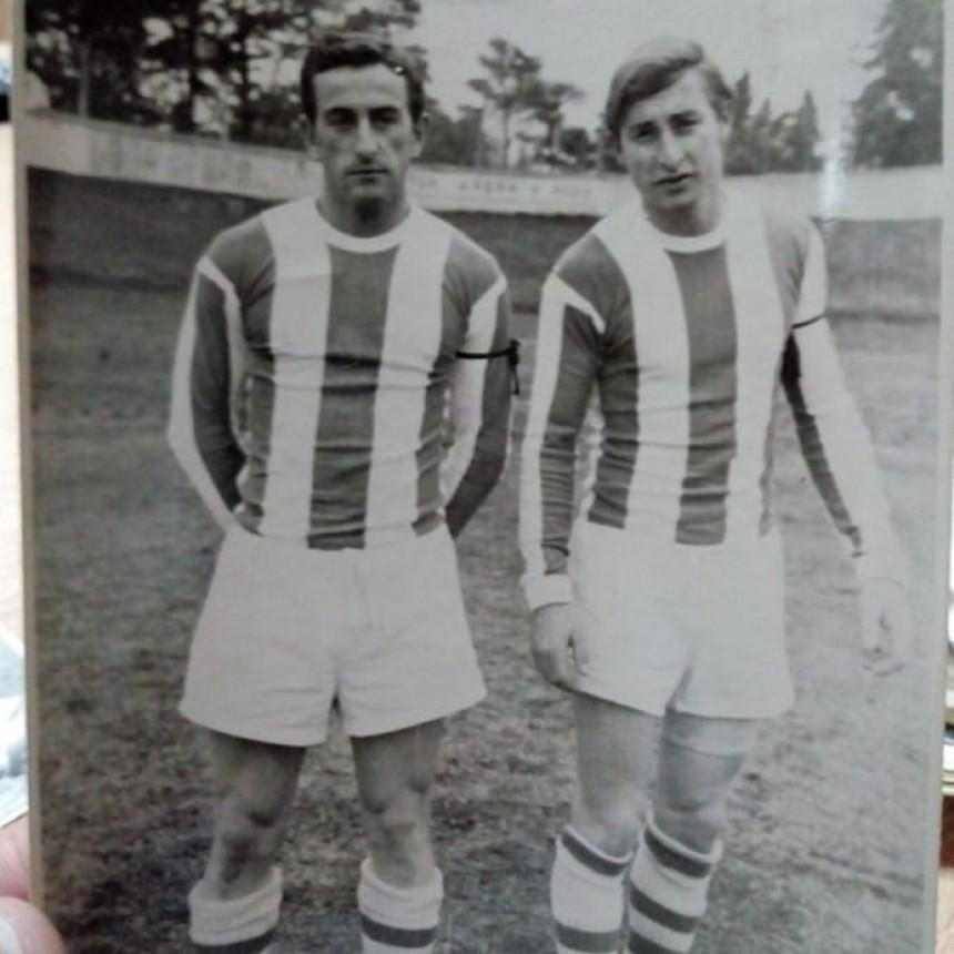 Fútbol: Julio Casanella, el Mariscal del Área