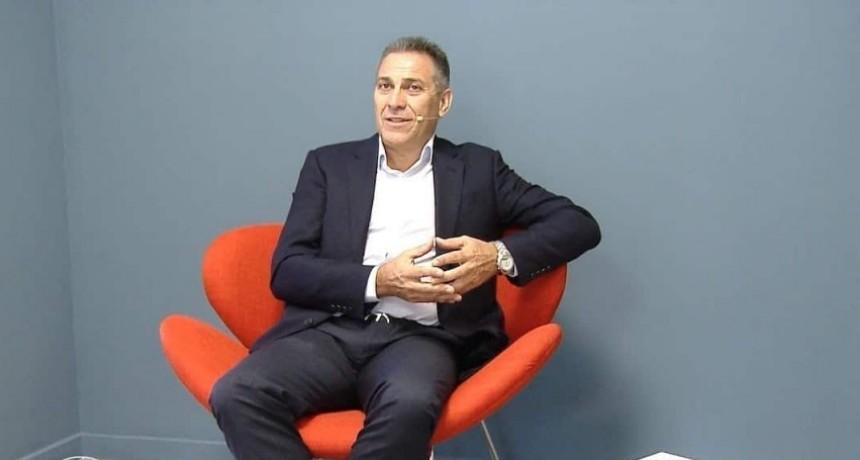 """Juan  Aguilar: """"logramos  cerrar   una  etapa  importante  para  nuestro  sector"""""""