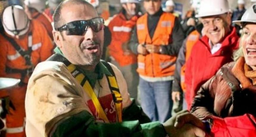 A 10 años, uno de 'Los 33' mineros chilenos pasó por Radio Olavarría