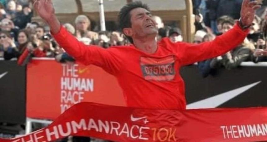 Juan Osvaldo Suárez: El Atletismo, su vida