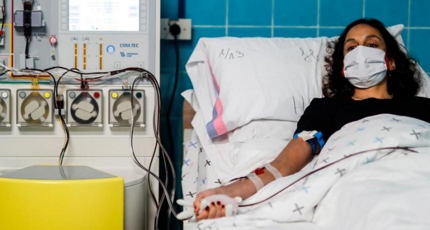 Coronavirus: comenzó a regir la ley de donación de plasma