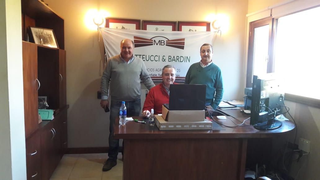 '2do Remate por internet Matteucci y Bardin'