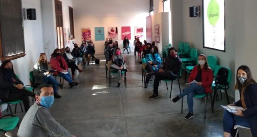 Apertura de las actividades artísticas y culturales