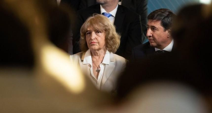 Renunció la viceministra de Educación de la Nación, Adriana Puiggrós